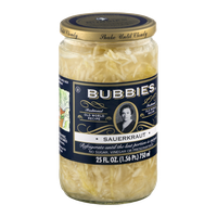 Bubbies Sauerkraut