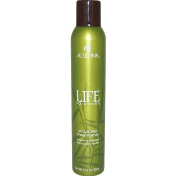 Life Solutions Volumizing Spray Mousse By Alterna, 10.5 Ounce