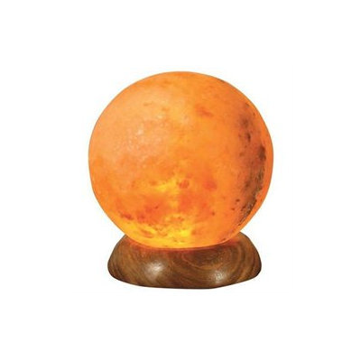 Ancient Secrets Himalayan Natural Rock Sphere Salt Lamps 219640