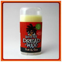 Knotty Boy Dread Wax Roll-Up Stick - Blonde/Medium Brown Hair 64g