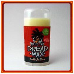Knotty Boy Dread Wax Roll-Up Stick - Blonde/Medium Brown Hair 64g