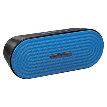 HDMX HMDX Rave Wireless Portable Speaker - Blue (HX-P205BL)
