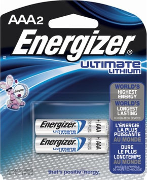Energizer® Ultimate Lithium™ AAA Batteries