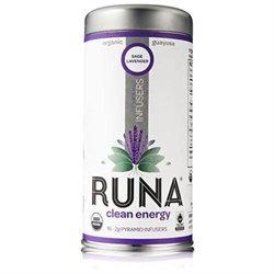 Runa Organic Amazon Guayusa Tea Sage Lavender 16 Tea Bags