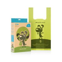 Earth Rated Easy-Tie Handle Dog Waste Bags - Unscented