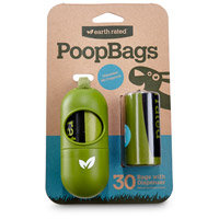 Earth Rated Leash Dispenser w/ Dog Waste Bags - Unscented