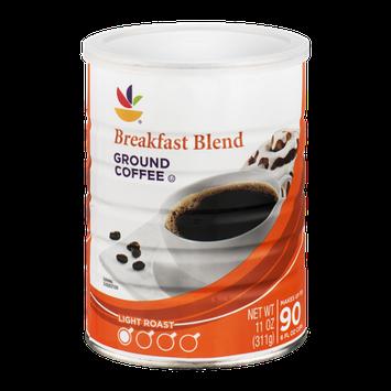 Ahold Breakfast Blend Ground Coffee Light Roast