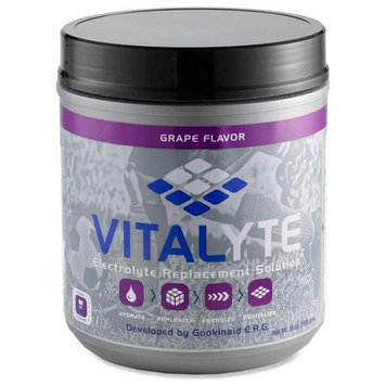 Gookinaid Vitalyte Grape Sports Drink Can