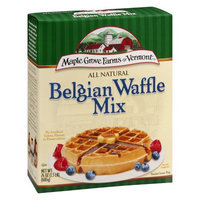 Maple Grove Farms All Natural Belgian Waffle Mix, 24 OZ (Pack of 6)