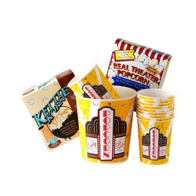 Wabash Valley Farms Whirley-Pop Popcorn Party Gift Set