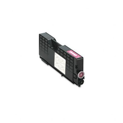 Ricoh Type 165 Magenta Toner Cartridge - Laser - 6000 Page - Magenta