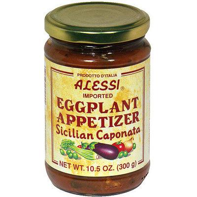 Alessi Sicilian Caponata Eggplant Appetizer, 10.5 oz (Pack of 12)