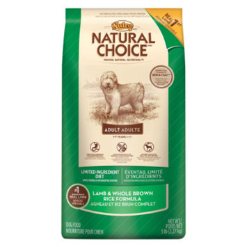 Nutro Natural Choice NUTROA NATURAL CHOICEA Adult Dog Food
