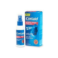 Cortaid Intensive Therapy Cooling Spray, 2 fl oz