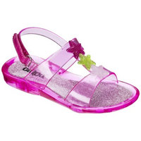 Toddler Girl's Circo Josephine Jelly Sandals - Pink 6