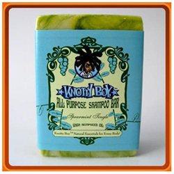 Knotty Boy - All-Purpose Shampoo Bar Spearmint Tingle - 4 oz.