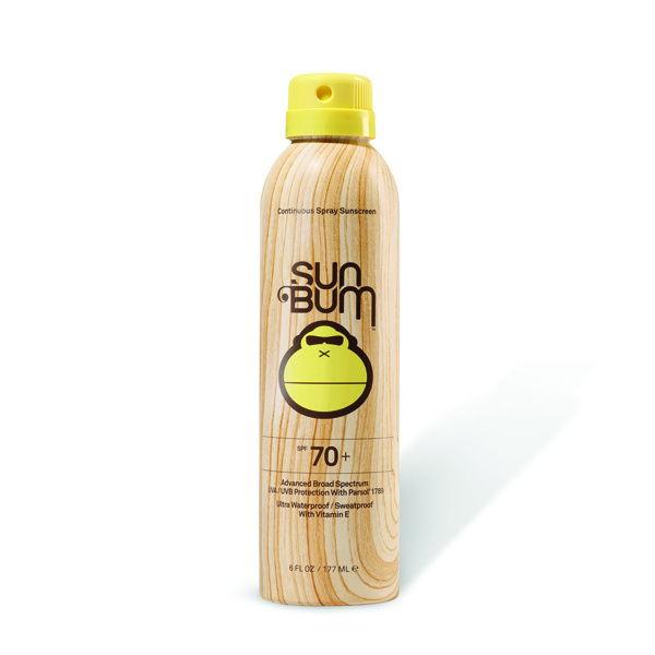 Sun Bum SPF 70+ Continuous Spray Sunscreen
