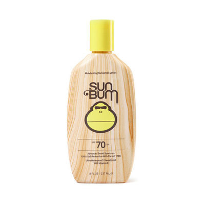 Sun Bum Sunscreen Lotion SPF 70 One Color, 8oz