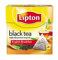 Lipton® English Breakfast Black Tea Pyramid Tea Bags