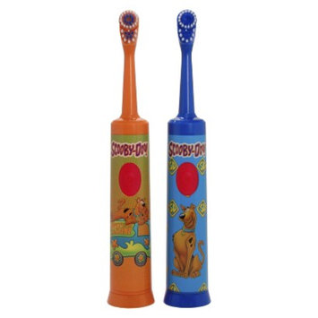 BrushPoint ScoobyDoo Twin Pack Battery Toothbrush