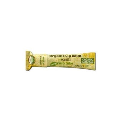 Organic Essence - Organic Lip Balm Vanilla - 0.21 oz.