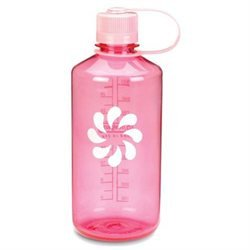 Nalgene Tritan Narrow Mouth Water Bottle Pink
