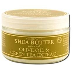 Nubian Heritage Shea Butter Infused with Olive and Green Tea 4 oz