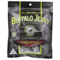Golden Valley Natural Buffalo Jerky, Original, 3 oz