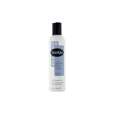 Shikai Products 50691 Vanilla Hand & Body Lotion