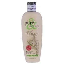 Pure & Basic - Dandruff Shampoo Tea Tree and Rosemary - 12 oz.
