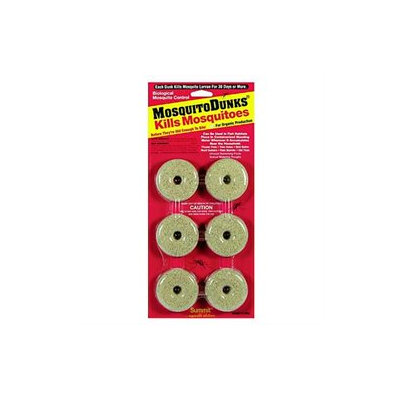 Summit Chemical Company ASU00111 Pond Mosquito Dunk 20-Pack