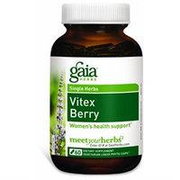 Gaia Herbs Vitex Berry, Vegetarian Liquid Phyto-Capsules