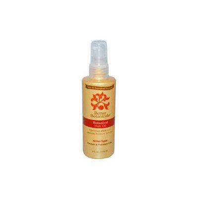 Better Botanicals Botanical Hair Oil - 4 fl oz