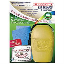 J.R. Liggetts 0113191 A Natural Traveler - 1 Pack
