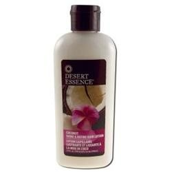 Desert Essence Coconut Shine & Refine Hair Lotion