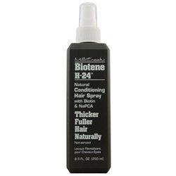 Mill Creek Biotene H-24 Natural Conditioning Hair Spray with Biotin