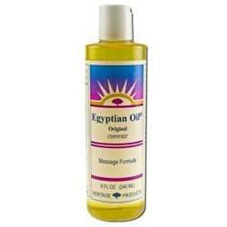 Heritage Store 1157221 Egyptian Oil Original - 8 fl oz