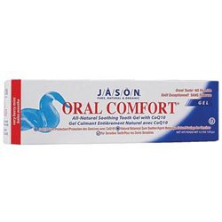 Jason Natural Products Toothpaste Oral Comfort Non-fluoride Coq10 Gel
