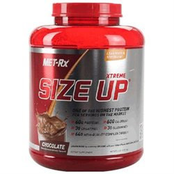 Metrx MET-Rx - Xtreme Size Up Chocolate - 6 lbs.