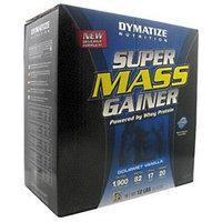 Dymatize Enterprises Inc. Dymatize Super Mass Gainer - 12 Lbs. - Gourmet Vanilla