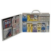 Pac-Kit 2-Shelf Industrial First Aid Station