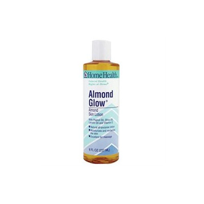Home Hearth Home Health Almond Glow Skin Lotion - 8 fl oz