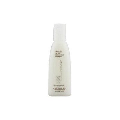 Giovanni Smooth As Silk Deep Moisture Shampoo - 2 fl oz
