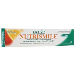 Jason Natural Cosmetics Nutrismile C Plus Toothpaste - 6 Ounces Toothpaste - Toothpaste & Tooth Powder