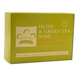 Nubian Heritage Bar Soap Olive Butter - 5 oz