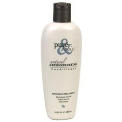 Pure & Basic Reconstructing Coconut Natural Conditioner - 12 fl oz