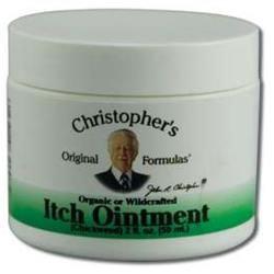 Dr.christopher's Formulas Dr. Christopher's Original Formulas - Itch Ointment - 2 oz.