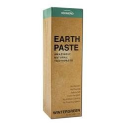 Redmond Trading - Earthpaste Amazingly Natural Toothpaste Wintergreen - 4 oz.