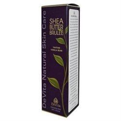 DeVita - Shea Butter Brulee Tahitian Vanilla Bean - 7 oz.