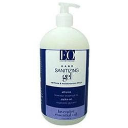 EO Products - Hand Sanitizing Gel Lavender - 32 oz.